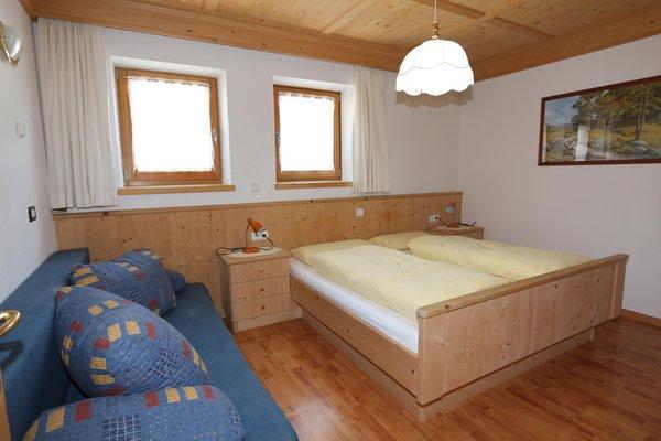 Foto della camera Appartamenti Ciasa Linda