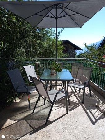 Foto del balcone Arturo Montibeller - Casa Nobili