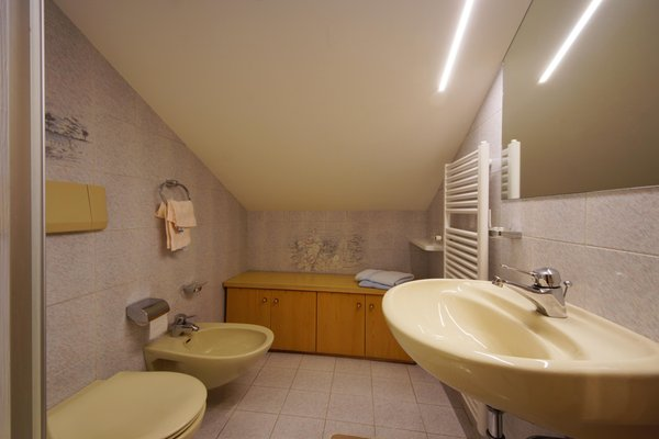 Photo of the bathroom Farmhouse apartments Lüch de Vanc'