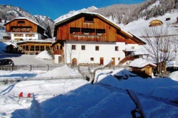 Photo exteriors in winter Lüch de Vanc'