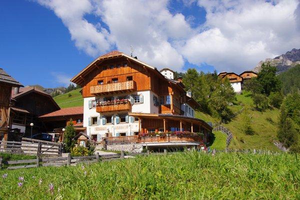 Foto estiva di presentazione Tlisöra - Speckstube - Camere + Appartamenti in agriturismo 3 fiori