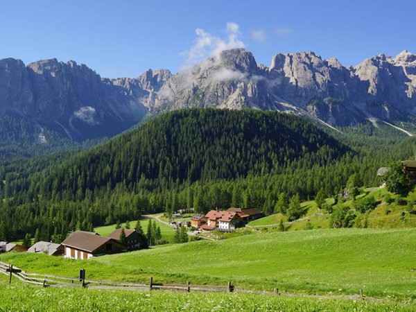 La posizione Camere + Appartamenti in agriturismo Tlisöra - Speckstube Longiarù (San Martino in Badia)