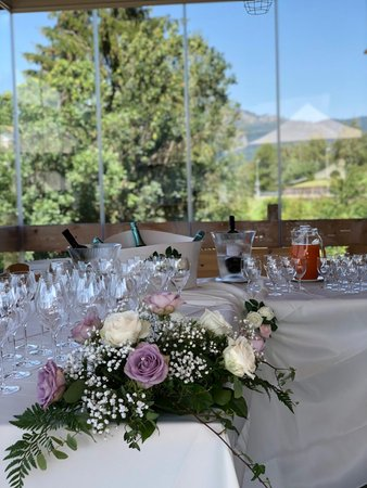 Il ristorante Valfloriana Chalet Resort La Baita delle Fate