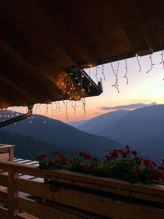Foto del balcone Chalet Resort La Baita delle Fate