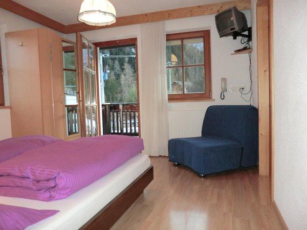 Foto della camera Appartamenti in agriturismo Fossè