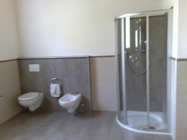 Foto del bagno Appartamenti Valbuna