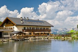 Mountain Hut-Hotel Mahlknechthütte