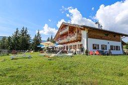 Mountain Hut-Hotel Gasser