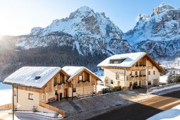 Apartments La Villetta & Chalets 4 Sorus