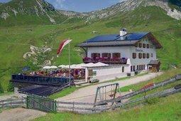 Rifugio-Hotel AVS Meraner Hütte