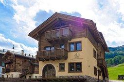 Livigno Wooden House