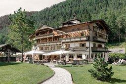 Aqua Bad Cortina - BIOhotel & thermal baths