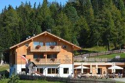Mountain Hut-Hotel Roner Alm