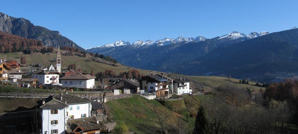 Varena-Passo Lavazè