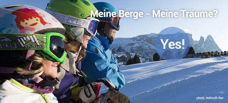 Meine Berge - Meine Träume? Yes!