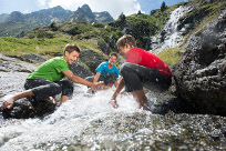 Cooling down at high altitude? Yes!