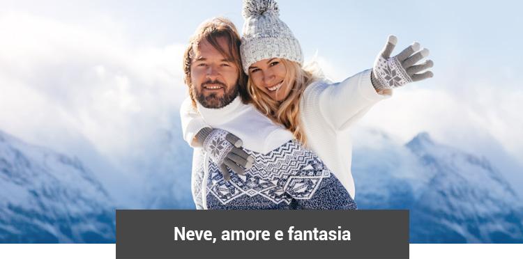 Neve, amore e fantasia