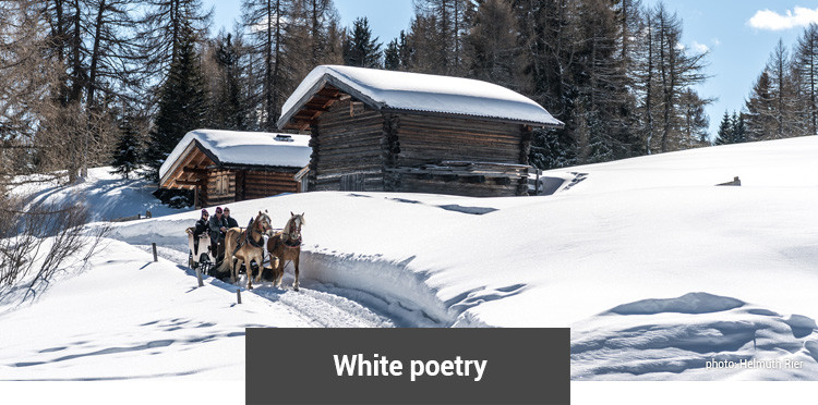 White poetry