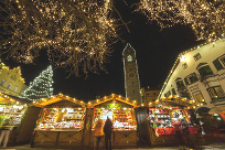The Christmas markets of the Alps