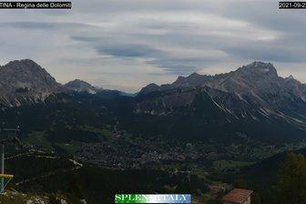 Webcam Cortina dal Duca D'Aosta